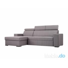 Sofa Atlantica L, stalowy