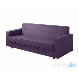 Sofa Zugo 3 osobowa fiolet