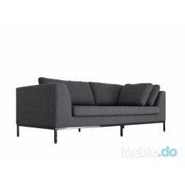 Sofa Ambient 3 os., popielaty